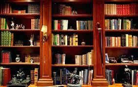 home office bookshelves. Brilliant Home Office Bookshelf Library Home Bookshelves  With Doors To K