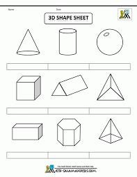 Math Worksheets 1st Grade Geometry Fortudentshapes Worksheet ...