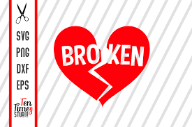 Choose from 55000+ lantern valentine graphic resources and download in the form of png, eps, ai or psd. Broken Heart Valentines Graphic By Ten Times Studio Creative Fabrica