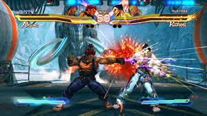 street fighter x tekken pc games torrents
