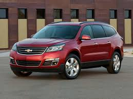 Used Chevrolet Traverse for Sale in Dayton, OH | Edmunds