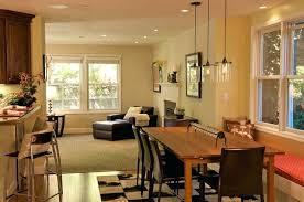 dinette lighting fixtures. Silver Lighting Fixtures Modern Black Metal Base Counter Kitchen Dinette Recessed Dining Room Granite Table Top Led Track D