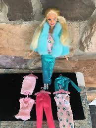 Винтажный <b>модный гардероб Барби</b> кукла с ее одежда ...