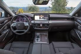 kia k900 interior. Wonderful Kia Check Out Kiau0027s Newest Luxury Sedan In Our Photo Gallery  2019KiaK900 Interiorfromsecondrowseating_o To Kia K900 Interior