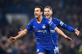 Pedro inspires Chelsea triumph over Spurs
