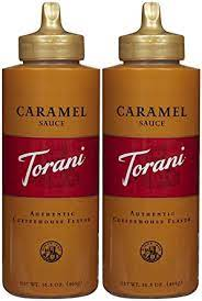 In a wok, toast white and black sesame seeds and add the hershey's strawberry flavoured syrup, cook for a minute. Amazon Com Torani Original Caramel Mocha Sauce 16 5 Oz 2 Pk Grocery Gourmet Food