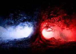 cool blue and red backgrounds.  And Wolves Angel Red U0026 Blue Background To Cool And Backgrounds S