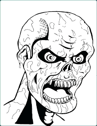 Halloween Scary Coloring Pages Scary Color Pages Scary Color Sheets