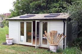 prefabricated garden office. Garden-Studios Prefabricated Garden Office C