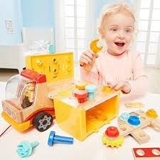 Toddler Tools Toys Set For 2 Year Old Boy Gifts Trucks \u2013 T A Y Online Store