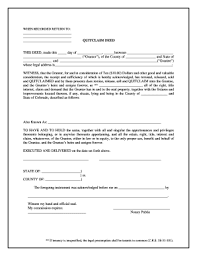 quick claim deed form texas quit claim deed form texas templates fillable printable samples