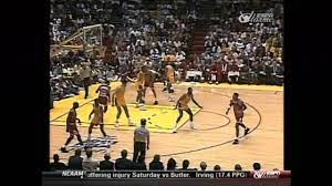 NBA Flashback: Chicago Bulls vs. Los Angeles Lakers 1991 Finals Game 3 -  Magic vs. Michael - YouTube