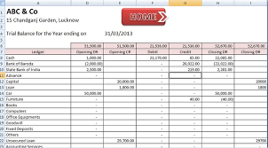 Excel Templates For Small Business Accounting Accounting