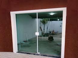 A porta de correr vidro 1 folha imirim que vai transformar o seu ambiente está com esse time. Porta De Vidro Cia Do Vidro