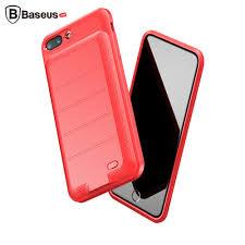 Ốp lưng tích hợp Pin Sạc dự phòng Baseus LV192 cho iPhone 6/iP7/ Plus  Promax - Siêu Thị Hàng Công Nghệ & Tiêu Dùng Thông Minh