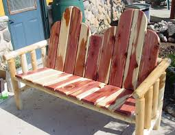 big dog log furniture handmade white cedar furniture and more big dog furniture