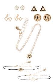 harry potter jewellery set