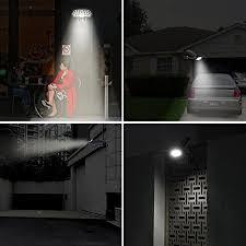 superb exterior house lights 4. Solar Lights Outdoor,Vandeng 16 LED Super Bright Spotlight IP65 Waterproof Wireless Motion Sensor For Patio Garden Porch Driveway Garage Superb Exterior House 4 D
