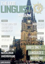 Issue 10 by The UoB Linguist Magazine - issuu