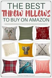 best place to buy throw pillows.  Pillows Thebestthrowpillowstobuyonamazon With Best Place To Buy Throw Pillows A