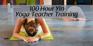 ananda 100 hour yin yoga teacher 2nd april 2019