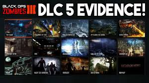 new dlc  map pack evidence black ops  zombies dlc  remastered