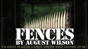 fences play poster. Perfect Fences On Fences Play Poster H