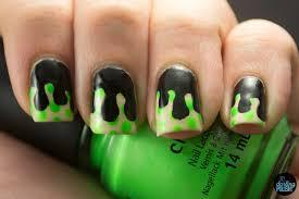 Hey, Darling Polish!: Nail-Art-A-Go-Go: Day 5 - Contrast