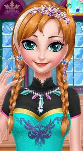 princesses frozen anna and elsa stardoll makeup tutorial tune pk disney frozen games makeup games elsa