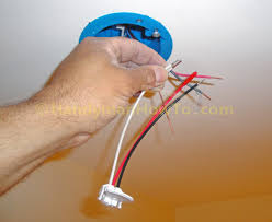 how to install a hardwired smoke alarm wire and mount the alarm kidde firex smoke alarm ac quick connector wiring
