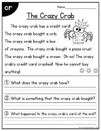 First-grade-reading-comprehension-worksheets & Reading ...