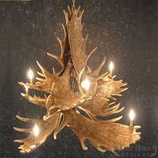 moose antler chandelier moose antler chandelier simple foyer chandeliers