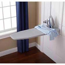 ironing board furniture. Mainstays Replacement Over The Door Ironing Board Pad And Cover, Gray Dove - Walmart.com Furniture D