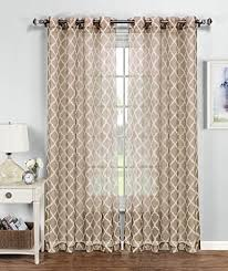 Sheer Curtains for Living Room Amazon