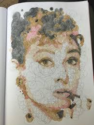 colouring art ideas querkle