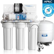 APEC Water Systems Ultimate Premium Quality Permeate Pumped Under - Low water pressure in kitchen