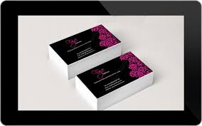 makeup business cards designs print design portfolio professional graphic and website designer