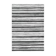 black and white striped rug contemporary wool rectangular outdoor australia