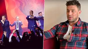 And duncan james revealed the extent of his hurting as he opened up about the death of his speaking on the show alongside the rest of his blue bandmates, the hollyoaks star candidly. Duncan James Member Of Blue Claims The Music Band Never Had A Fallout Report Door