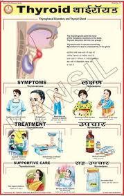 Thyroid Chart Thyroid For Prevent Diseases Chart