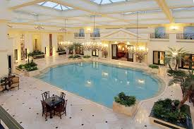 luxury home swimming pools. Modren Home Luxury Mansion Indoor Swimming Pool On Home Pools P