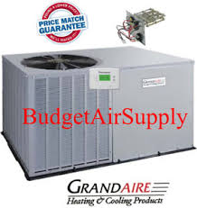 2 ton ac unit cost. Contemporary Cost 4 Ton 14 Seer ICPCARRIERGrandaire Model AC Package Unit  On 2 Ac Unit Cost I