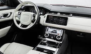 2018 land rover velar white. wonderful velar range rover velar interior inside 2018 land rover velar white
