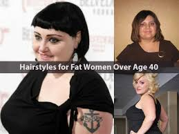 Hair Style For Fat Woman hairstyles for fat women over age 40 hairstyle for women 4861 by wearticles.com