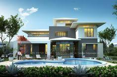 we are expert in designing 3d ultra modern home designs concept