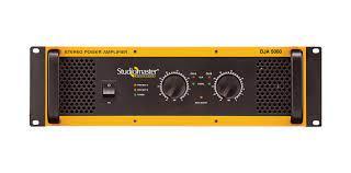 Studiomaster DJA 5000 - Power Amplifier