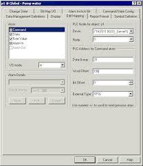 External Types Tab
