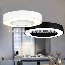 office hanging lights. Industrial Modern Round Shape Pendant Light Black/white Office Hanging Indoor Lamp Lights