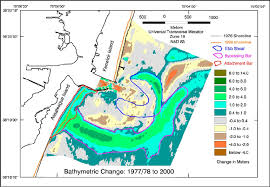 Bathymetric Change At And Adjacent To Ocean City Inlet Md