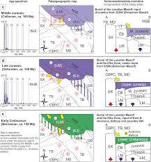 Deciphering The Late Paleozoic To Mesozoic Tectono